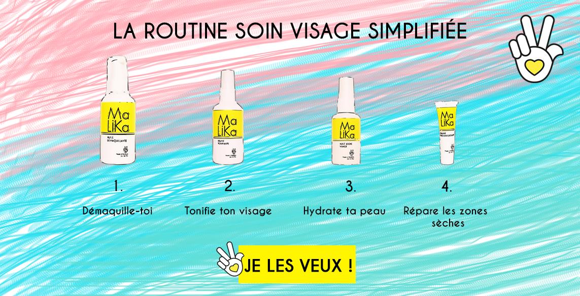 Voici comment utiliser en quatre étapes les soins du visage naturels issus du terroir marocain