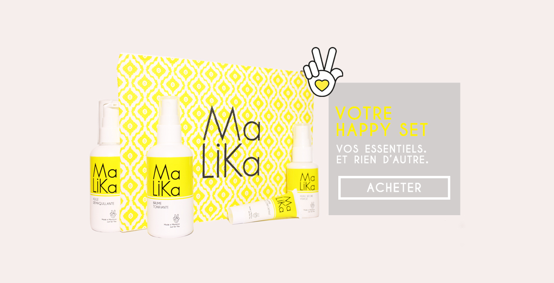 Votre Happy Set Malika